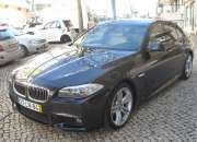 BMW 520 D PACK M SPORT  13.000 € Quilómetros: 180.000 km  Combustível: Diesel  Cilindrada: