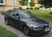 BMW 520 Preço:€ 6.500  Primeiro registo:Janeiro 2008   Quilómetros:137.000 km Potência: