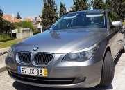 BMW 520 d Touring  € 4.500 Preço:€ 4.500  Primeiro registo:Junho 2008    Quilómetros:28