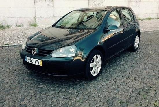 Volkswagen golf 1.9 tdi trendline pack (105cv)